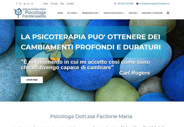 Psicologa Facilone